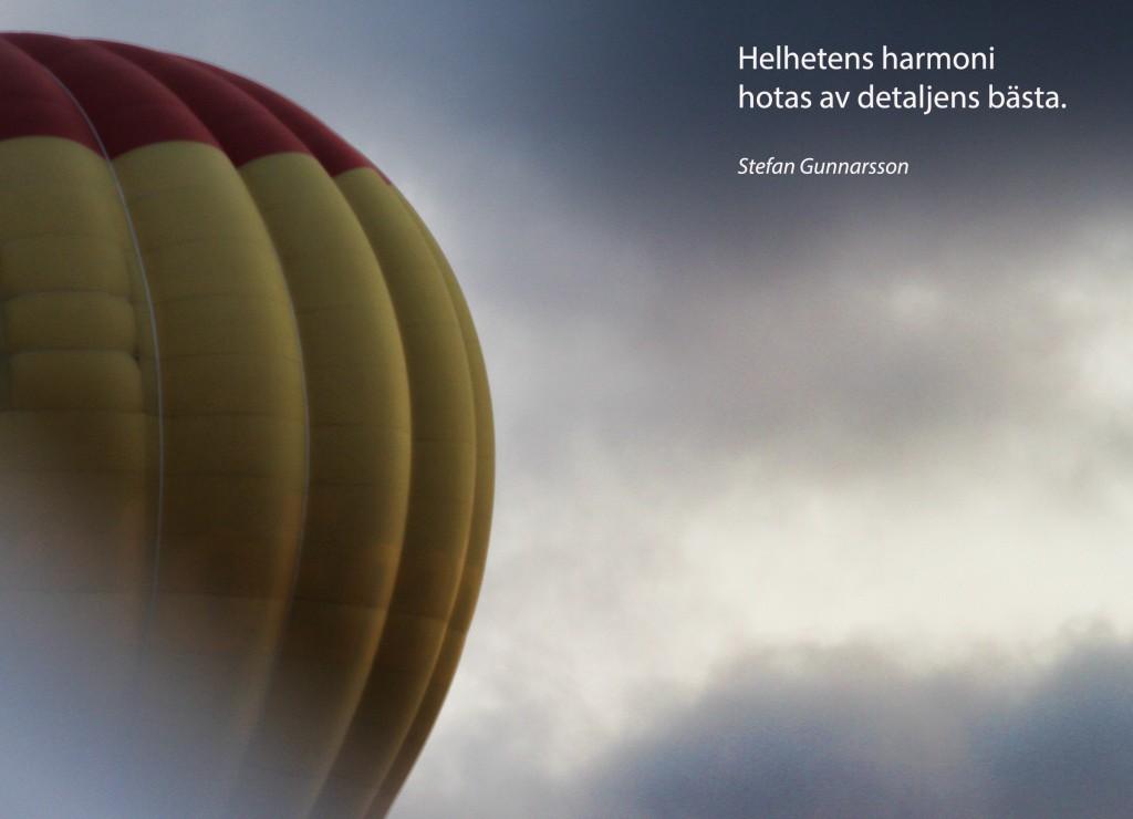 Helhetens harmoniLiten
