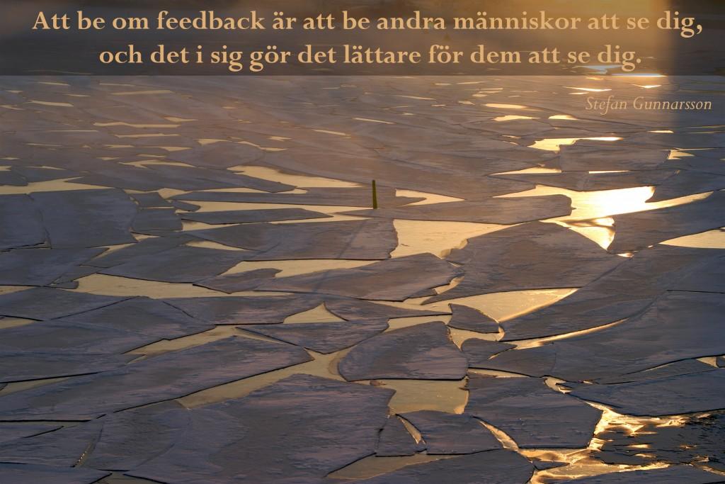 Se mig be om feedback feedbackkurs